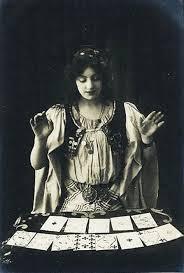circus fortune teller