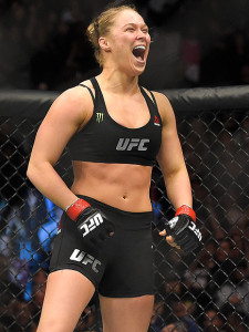 """ronda rousey astrology"""