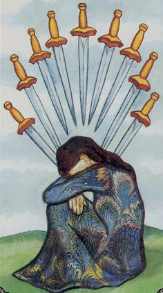 """nine of swords"""